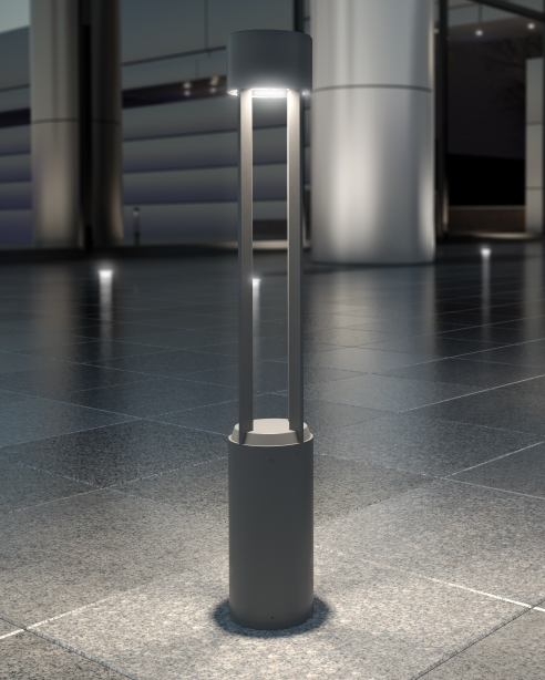 Turbo 42 Outdoor Bollard Alt Image