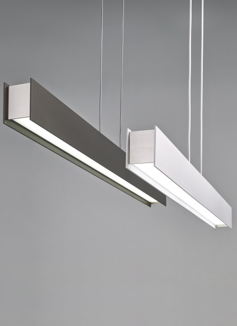 Vandor Linear Suspension Details Tech Lighting
