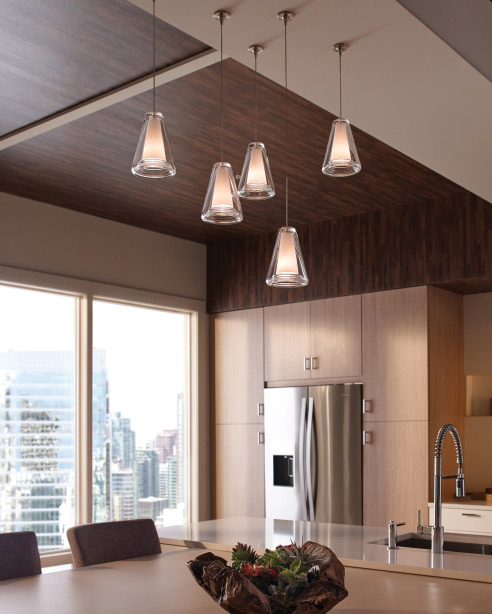 Billow Pendant Details Tech Lighting