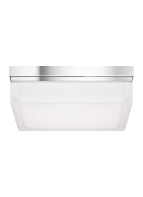 Boxie Large Flush Mount