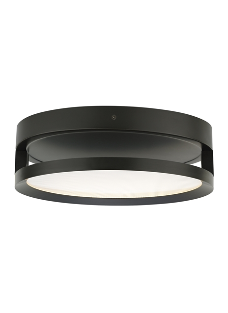 Finch Float Round Flush Mount