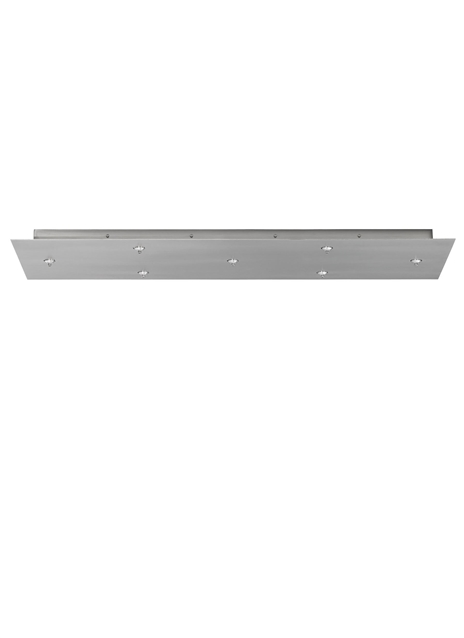 FreeJack Rectangle Canopy 7-port LED