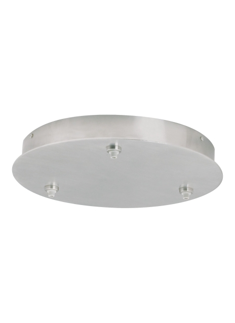 FreeJack Round Canopy 3-port LED