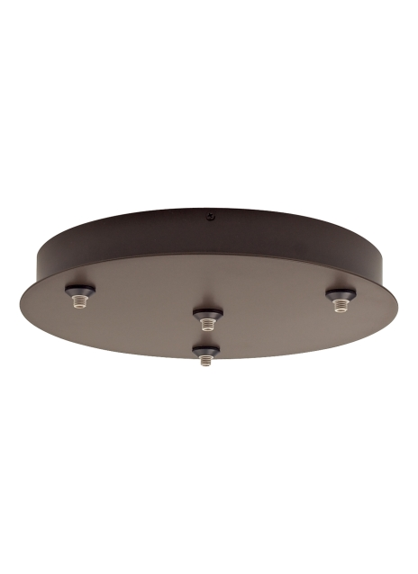 FreeJack Round Canopy 4-port LED