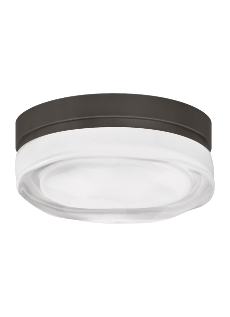 Fluid Round Small Flush Mount
