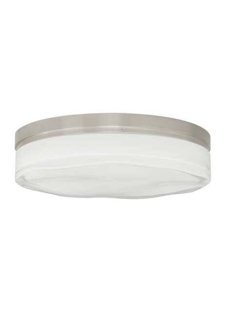 Fluid Round Large Flush Mount
