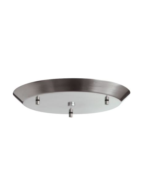 Line-voltage Round Canopy 3-port