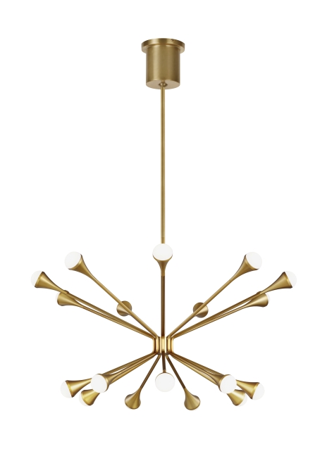 Lody 18-Light Chandelier