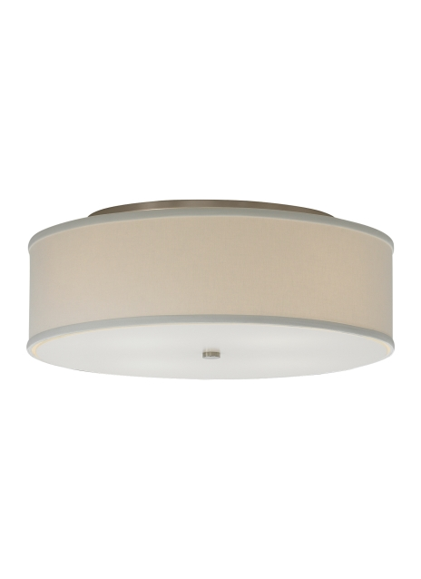 Mulberry Small Flush Mount