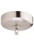 MonoRail Mini-Surface Transformer-250w EL -Satin Nickel